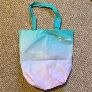 Large ivivva by lululemon tote bag